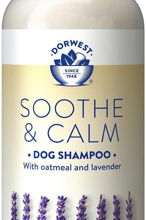 Dorwest Soothe and Calm Dog and Cat Shampoo 250ml