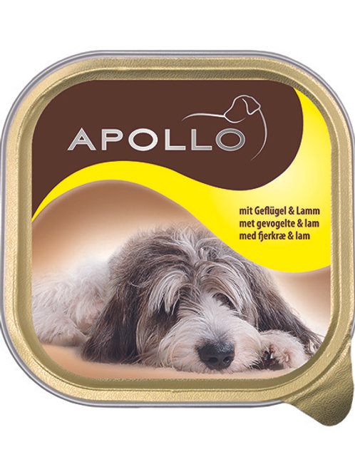 APOLLO PATE WITH LAMB AND POULTRY - 300G