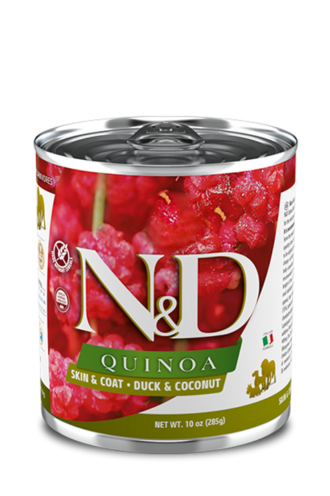 N&D Quinoa Duck & Coconut - 285g