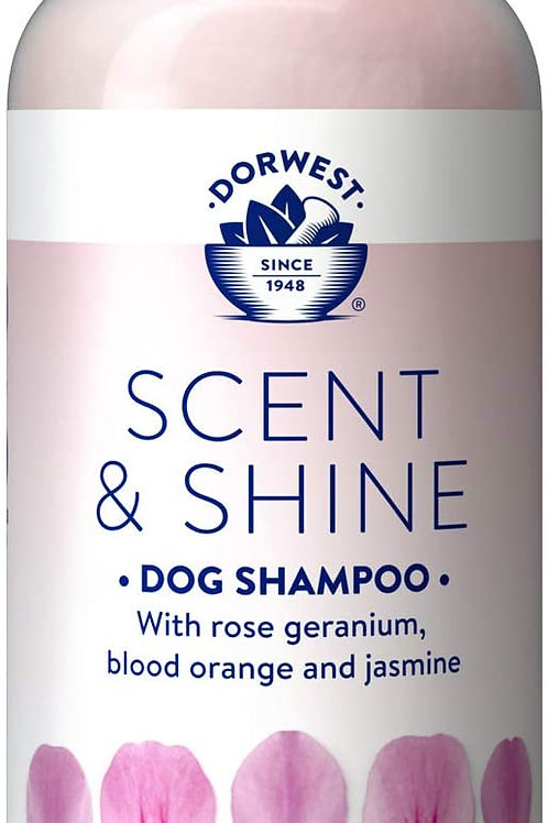 Dorwest Scent and Shine Dog and Cat Shampoo 250ml