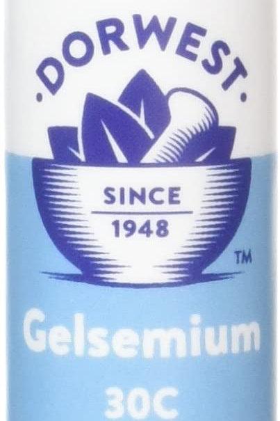 Dorwest Gelsemium 30C tablets x100