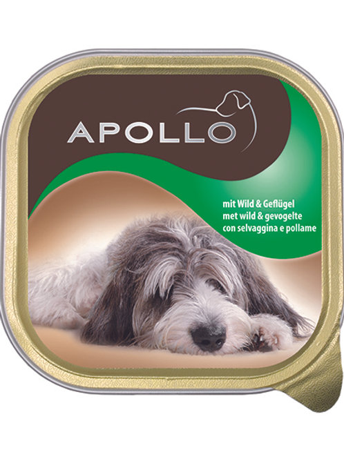 APOLLO GAME & CHICKEN DOG FOOD - 300G