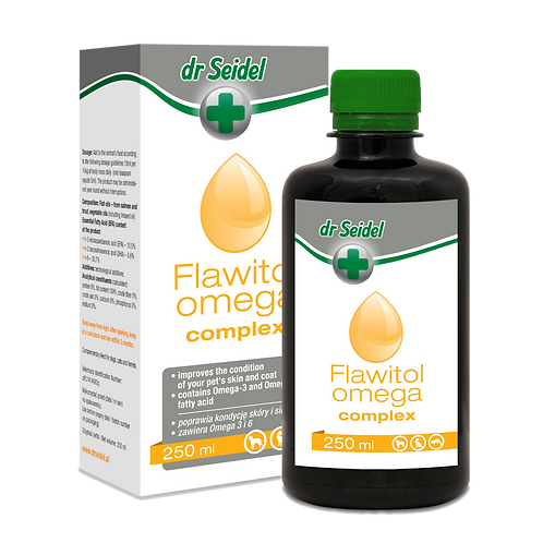 dr. Seidel - Flawitol Omega Complex Oil