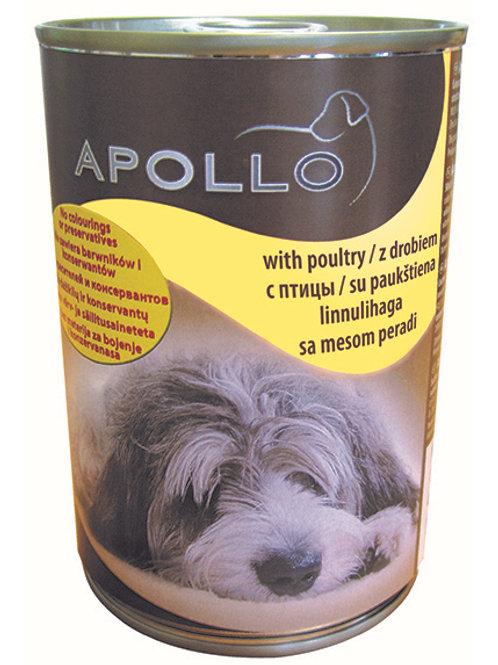 APOLLO CHICKEN DOG FOOD - 400G