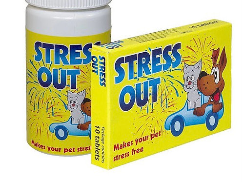 Stress Out Natural Relief Calm for Dog & Cat