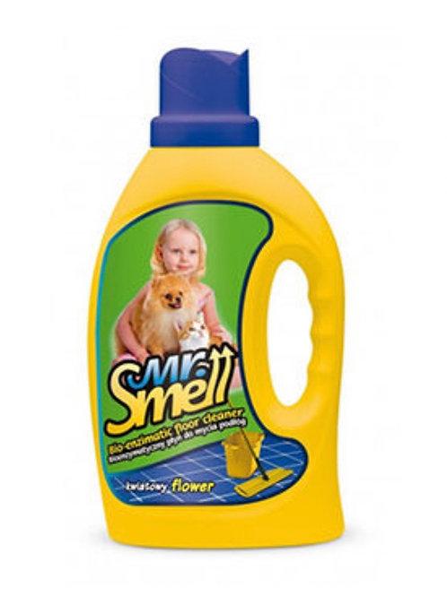 Mr Smell Bio-Enzymatic Floor Cleaner Flower 1L