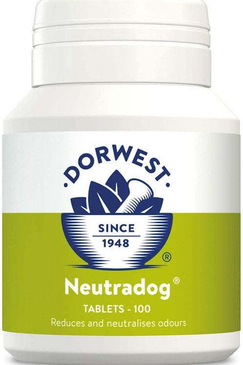 Dorwest Neutradog Tablets for Dogs and Cats - 100 tablets