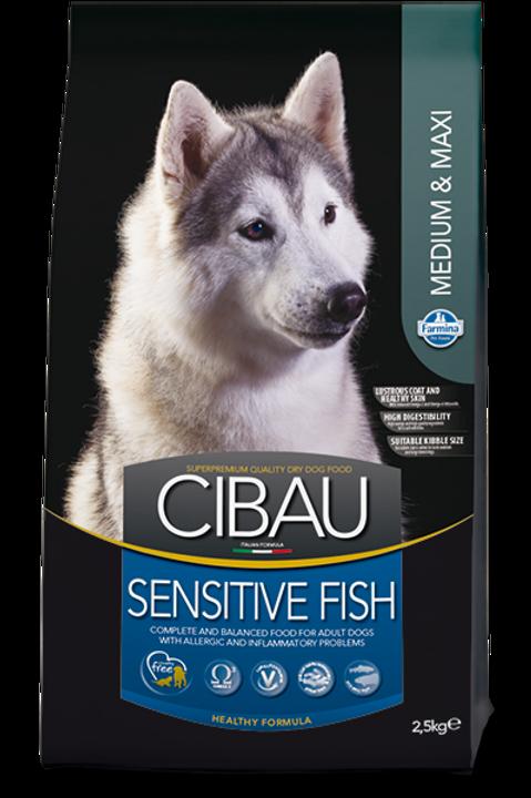 Cibau Adult Fish - Medium & Large breed