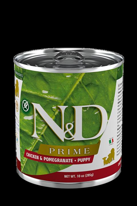 N&D Chicken &Pom. Puppy - 285g