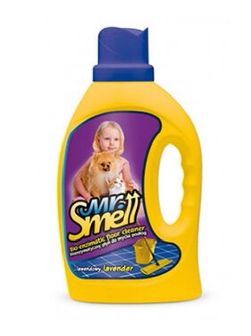 Mr Smell Bio-Enzymatic Floor Cleaner Lavender 1L