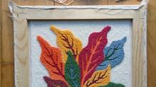 TALLER DE PUNCH NEEDLE. 23 de enero. Descubre esta técnica textil para crear piezas únicas.