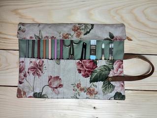 Aprende a coser a máquina y crea tu primer estuche!