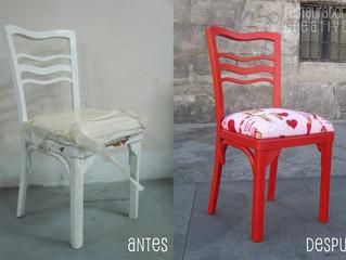 Taller de restauración de muebles