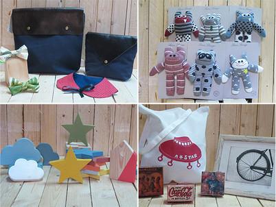 """Esta Navidad compra con amor: regala """"handmade""""!!"""