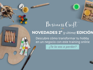 Business Craft: como convertir tu hobby en un negocio!