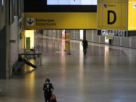 Companhias aéreas retomam gradativamente as atividades em maio