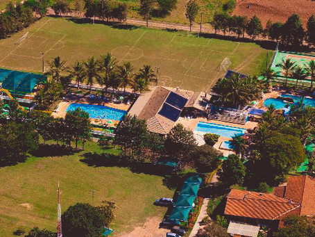 VITRINETUR: Brotas Eco Resort