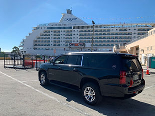 Cruise Transportation in Naples, FL