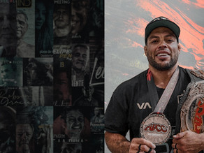 André Galvão and ADCC: How much is too much?