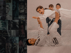 Jiu Jitsu é um vício.