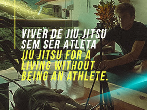 Jiu Jitsu for a living without being an athlete.