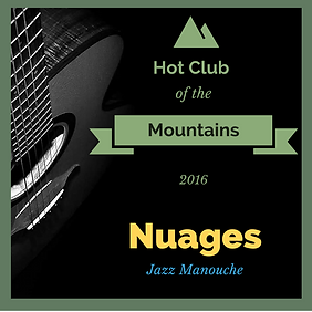 Hot Club of the Mountains Album - Nuages
