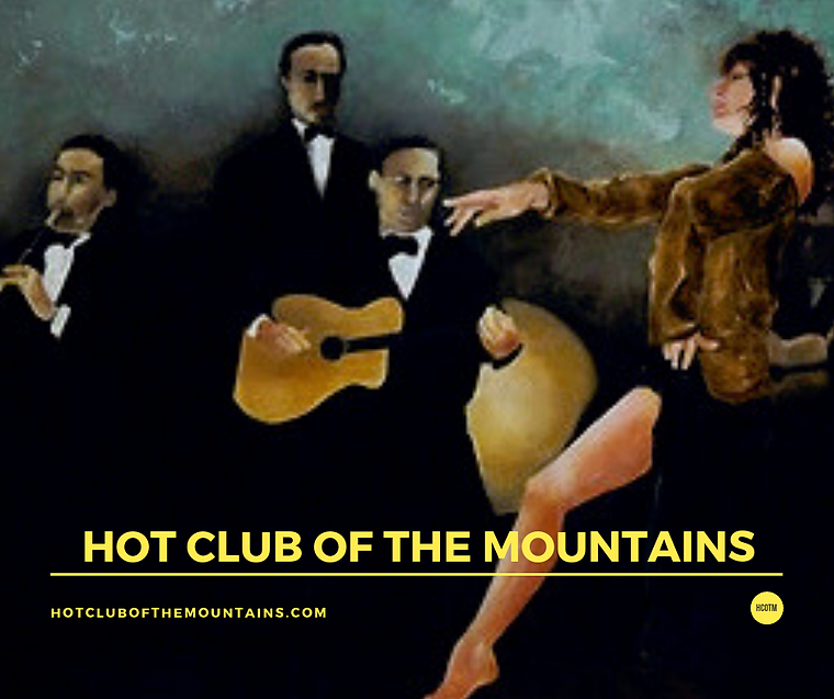 Johnson City Jazz | Hot Club of the Mountains