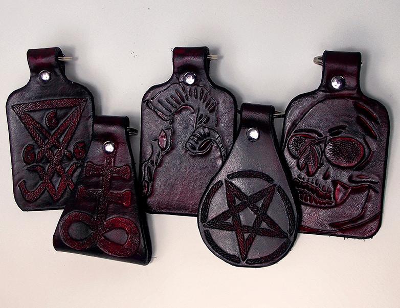 Satanica Schlüsselanhänger