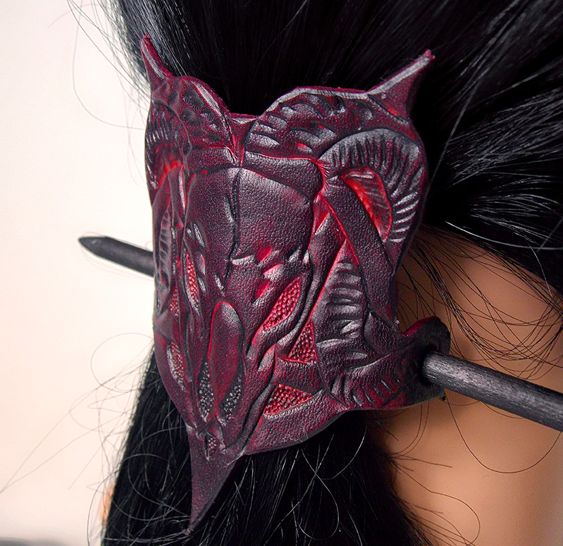 Goatskull Darkred