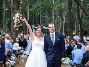 Wisconsin summer wedding at Swan Barn Door - Full Wedding!!