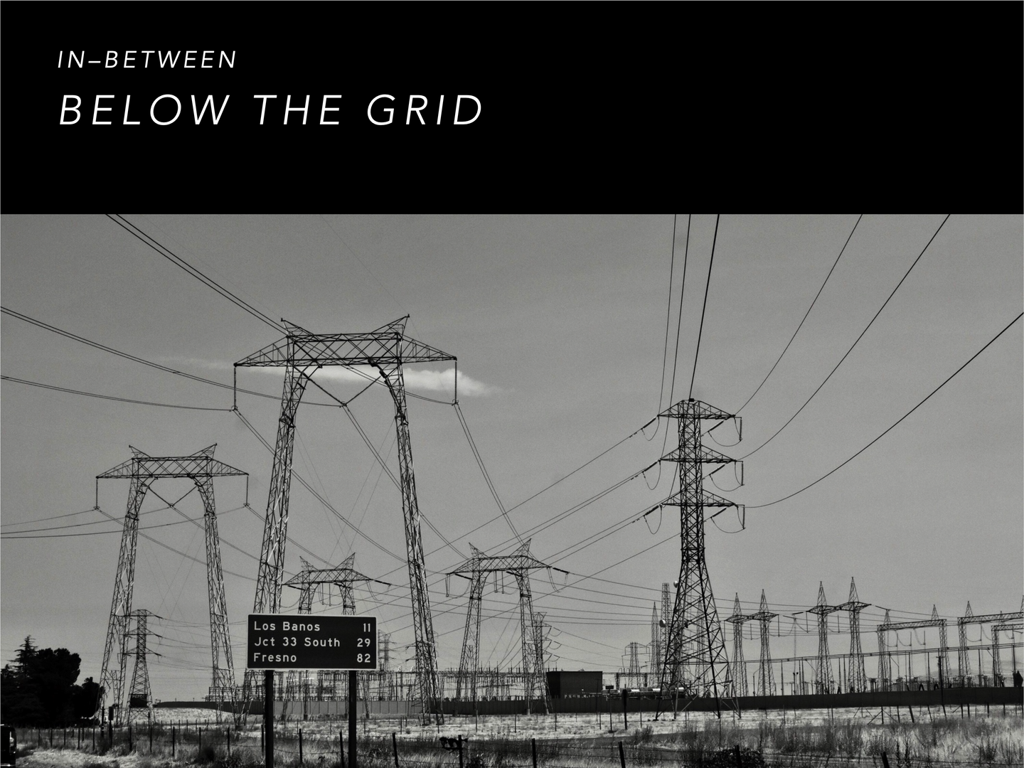 BELOW THE GRID