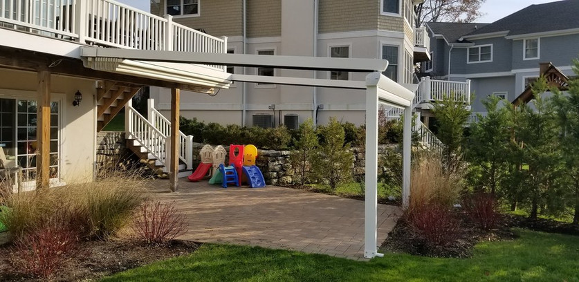 Pergola Canopies Awning Supplier In New Jersey Amp Nyc