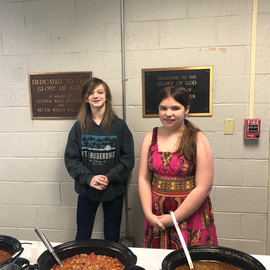 Chili Cook off 2020