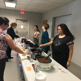Passport Fundraiser Chili Cook off