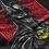 Thumbnail: Grunge Batman Long Sleeve Long Sleeve T-Shirt
