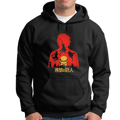 Attack on Titan: Wall Maria Hoodie