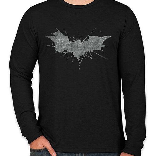Fractured Batman Long Sleeve Long Sleeve T-Shirt
