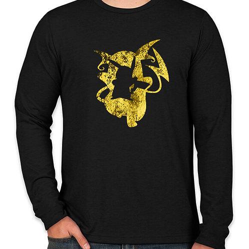 Pokemon: Raichu and Pikachu Long Sleeve T-Shirt