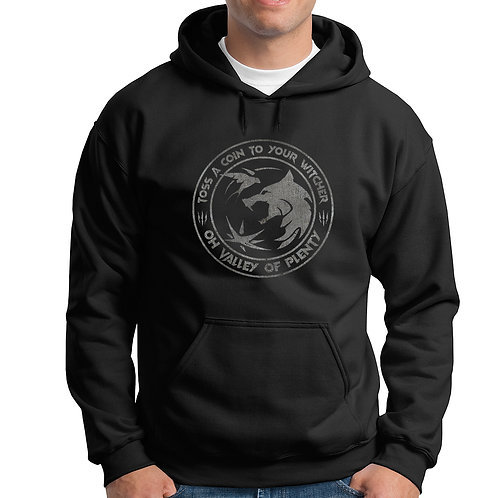 The Witcher: Toss a Coin Hoodie