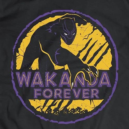 Avengers: Black Panther Short Sleeve T-Shirt