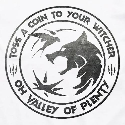 The Witcher: Toss a Coin T-Shirt