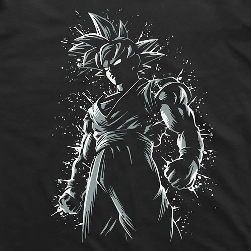 Dragonball: Goku Battle-Ready T-Shirt