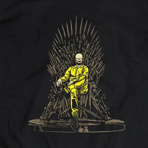 Walter White: Iron Throne T-Shirt