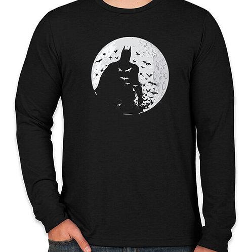 Batman: Full Moon Long Sleeve Long Sleeve T-Shirt