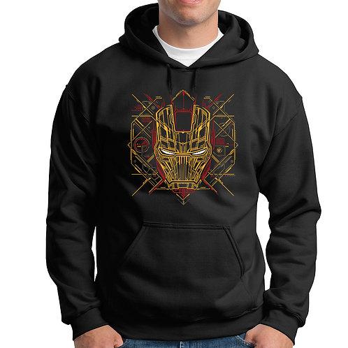 Avengers Iron Man  Hoodie