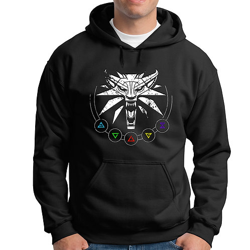 The Witcher Classic Hoodie