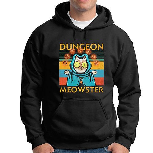 RPG: Dungeon Meowster Hoodie