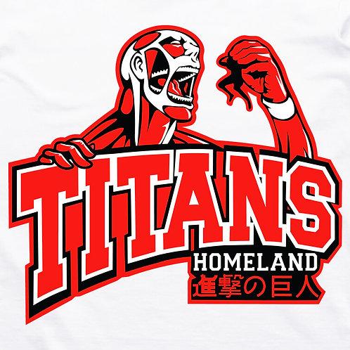 Attack on Titan: Homeland Short Sleeve T-Shirt