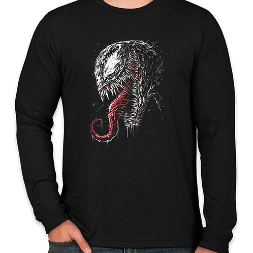 Venom Long Sleeve Long Sleeve T-Shirt