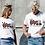 Thumbnail: Peace, Love, Jigsaw T-Shirt